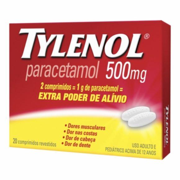 tylenol-comprimido-500mg