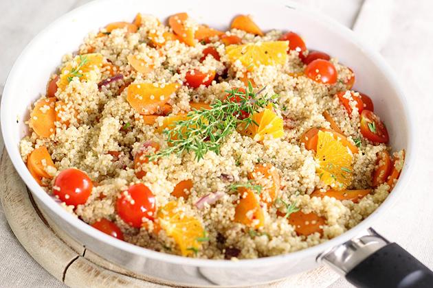 alimentos-que-melhoram-a-disposição-Quinoa