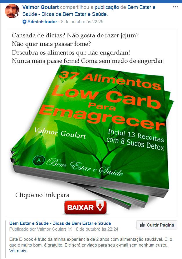 Como fazer o Download de um E-book-37-alimentos