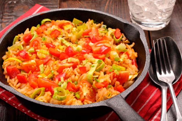Os 15 Principais Benefícios do Arroz Integral-arroz-com-legumes3