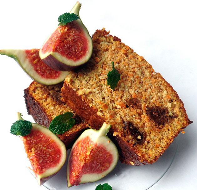 Alimentos ricos em fibras-pão-com-figo